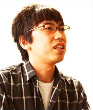 片岡陽平氏